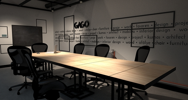 Meeting Room Design on Behance