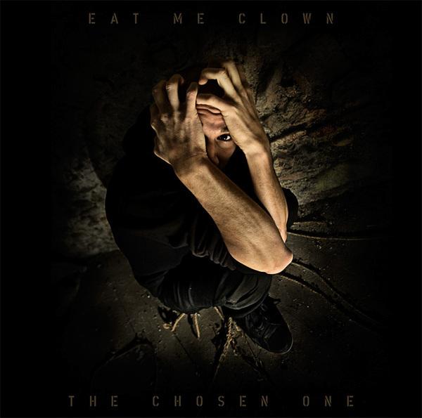Album cover cd graphic deisign skull bones metal band band photography evil pain chosen one
