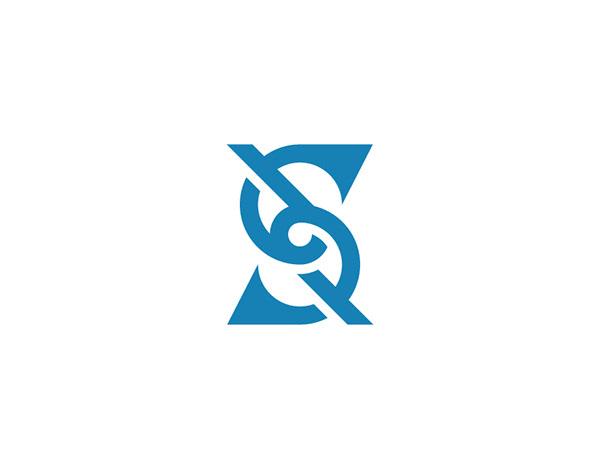 Letter S Knot Logo For Sale