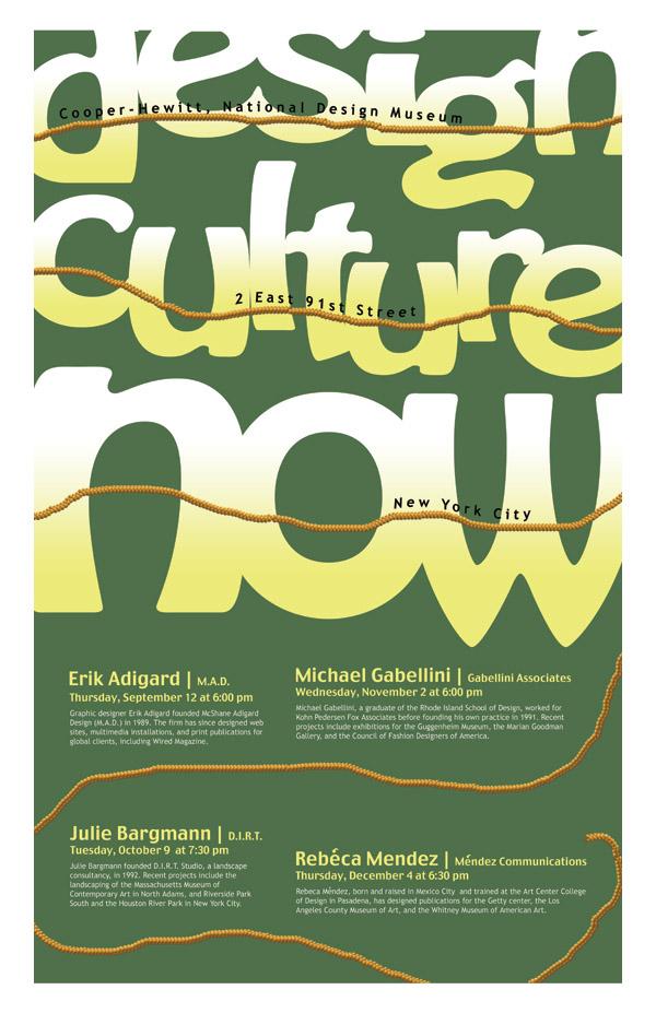 graphic design  magazine advertisements Poster Design University