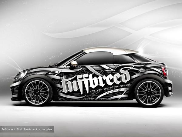 Vehicle Branding Ideas Tuffbreed Vehicle Branding on