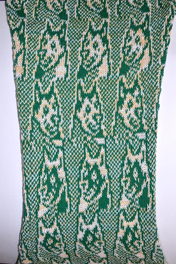 Knitting Machine Techniques Samples On Risd Portfolios
