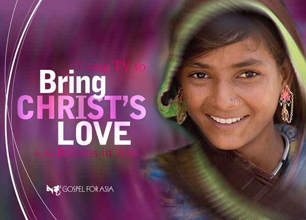 To serve humbly in love: Missionaries and their role in aiding the underprivileged - KP Yohannan - Gospel for Asia