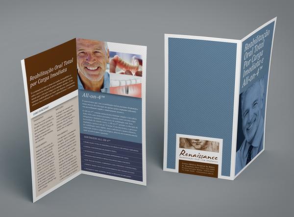 Stationery Folders dental dental clinic