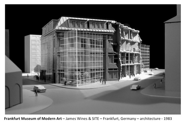 Frankfurt museum of modern art on the national design for Design museum frankfurt