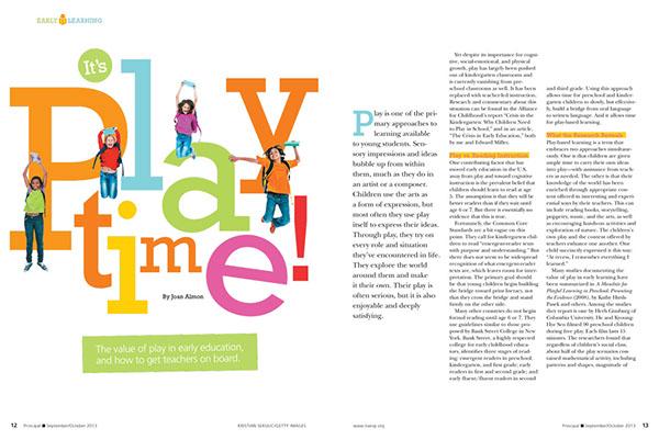 Principal Magazine