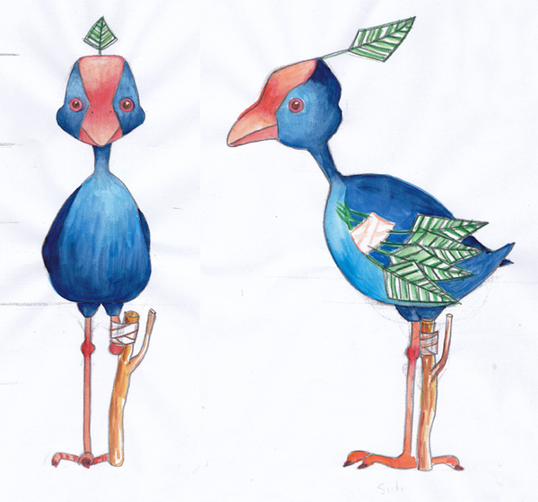 Children S Book Character Design : Children s book character design quot puko on behance