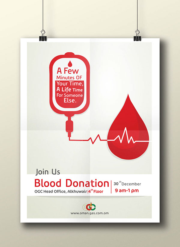 Blood Donation Advertising On Behance