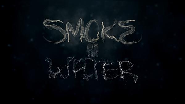 smoke water