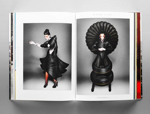 costume Goodyear Dunlop tires goodyear dunlop germany Deutschland rubber black Armor Armour dress fashion photography art