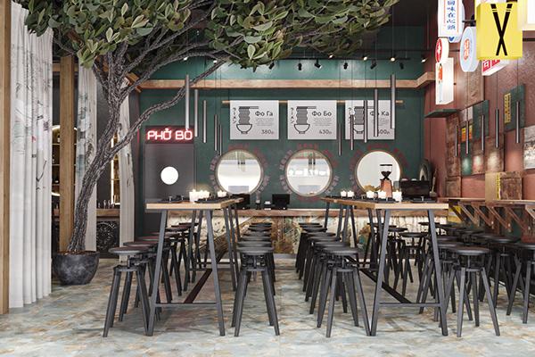 Ресторан ФоБо