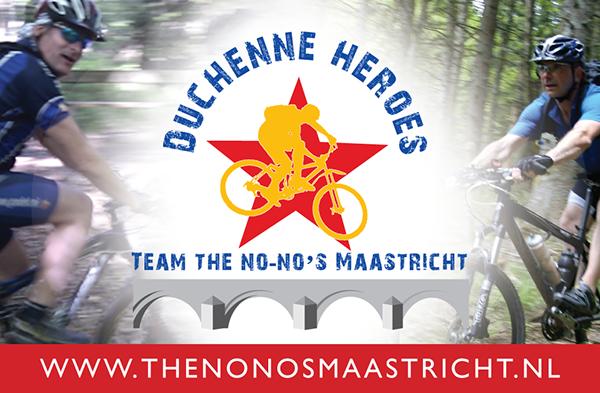 duchenne heroes Duchenne maastricht sponsoractie