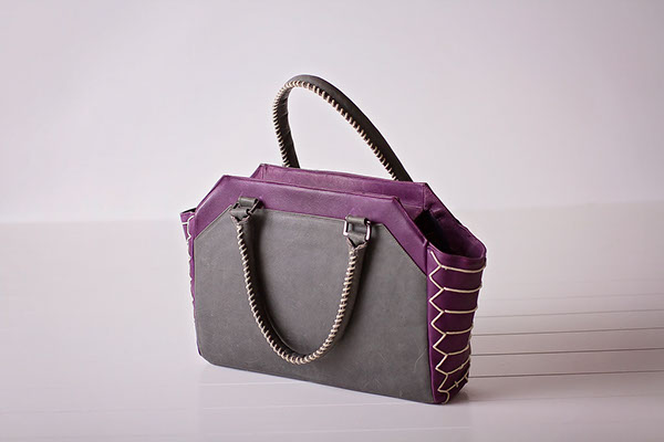 handmade sewing bags purse handstitched leather cad photohshop Illustrator specifications rendering product design creative handbags
