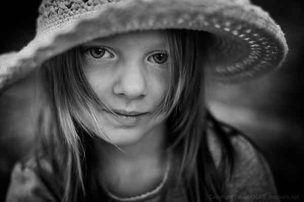 portrait children kids Moody
