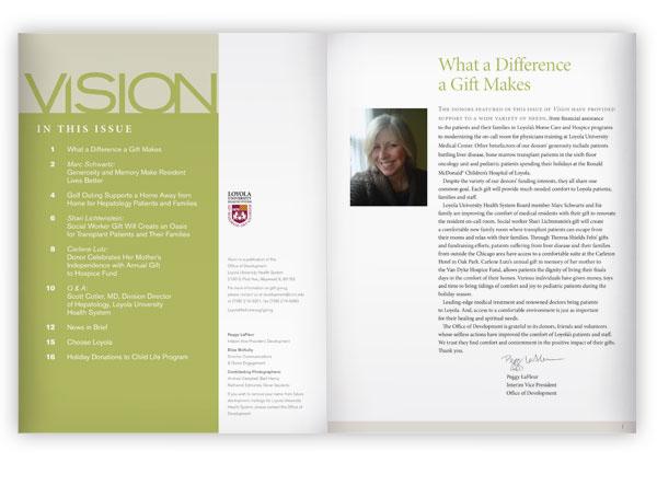 magazine redesign cover editorial