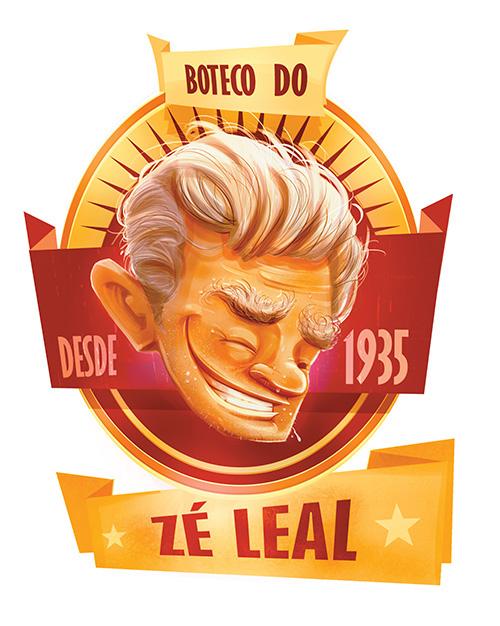 Boteco do Zé Leal by Thiago Neumann