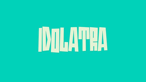 Idolatra Font Download