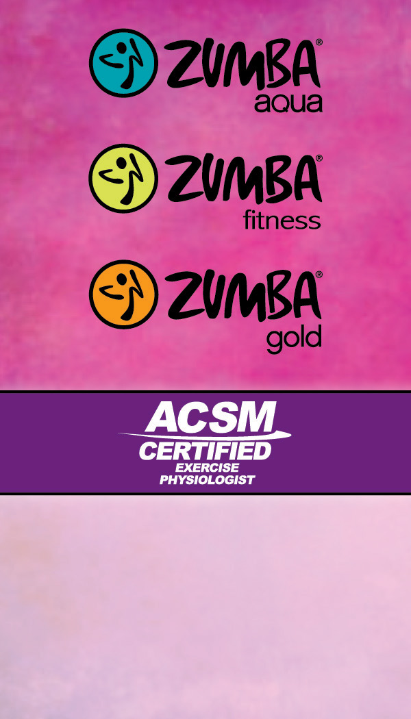 Zumba Business Cards on Behance