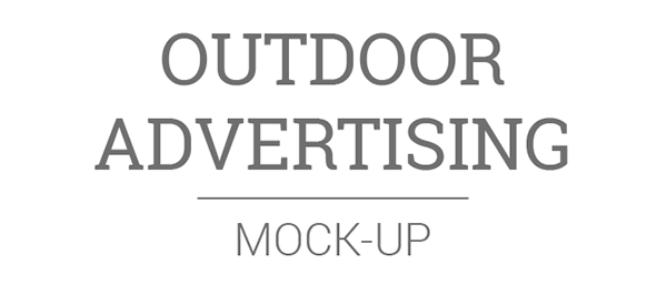 Mockup,mockups,mock-up,mock up,Outdoor,add,Street,free,freebie,freebies