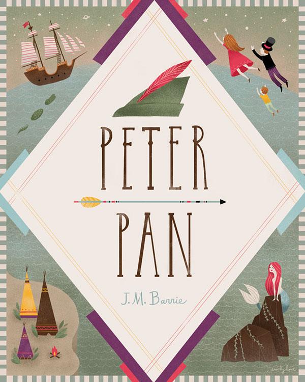 Peter Pan Book Covers Peter Pan Book Cover on