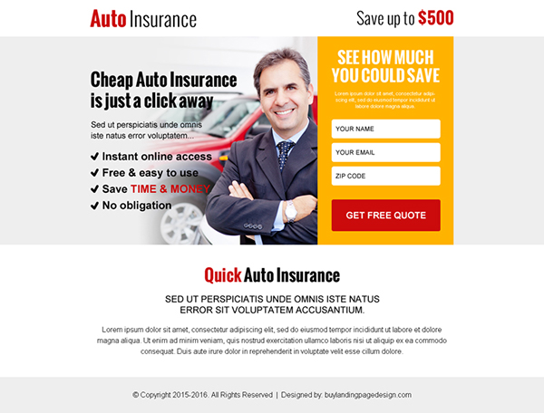 15 best PPV landing page designs for CPA marketing 2015 on Behance