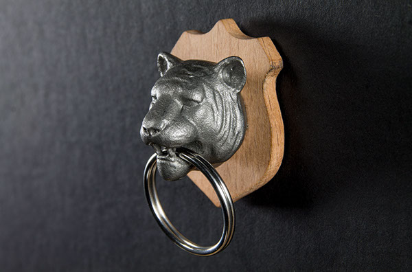 Animal Key Holders On Behance