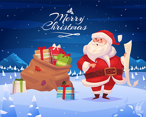 ebc2a08391 Merry Christmas and Happy New Year on Behance