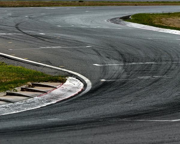 Compositing Race Car On Race Track On Behance
