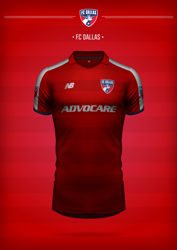 New Balance FC Dallas Concept Kit