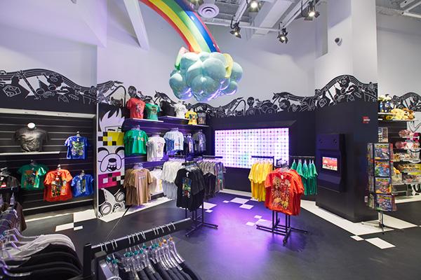 Cartoon Network Retail Store on Behance