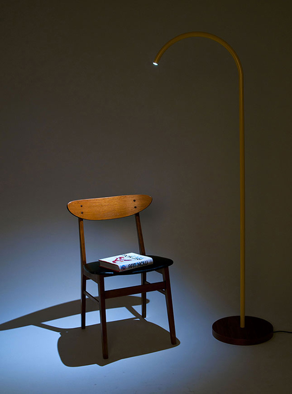 Lamp led sleeping design faucet lamp led lamp Faucet light graphic wood furniture yellow