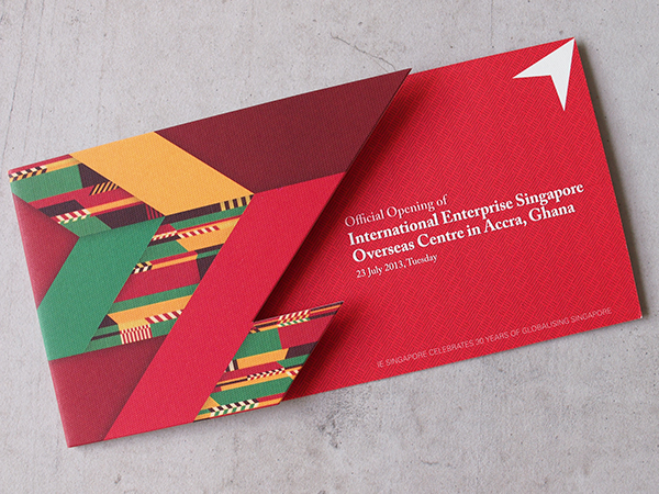 Accra office opening Invitation card on Behance