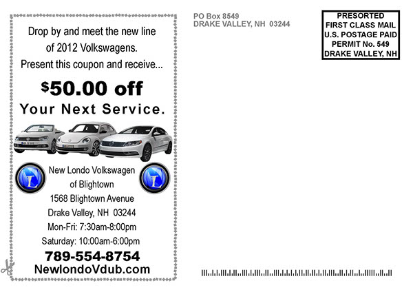 New londo vw on behance this is just a sample of a business card and postcard for a mock volkswagen dealer i came up with colourmoves