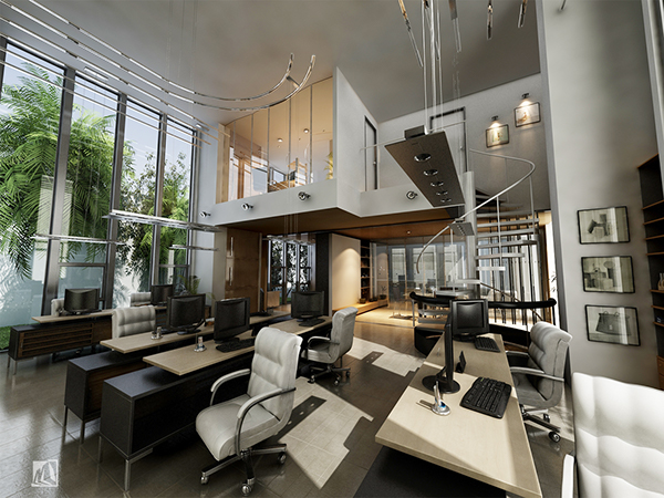 有美感的19款工作室設計欣賞