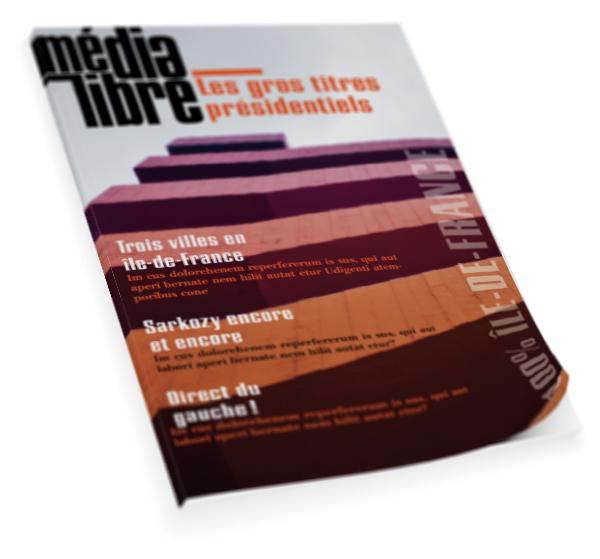 Blog Web press presse photos Webdesign magazine
