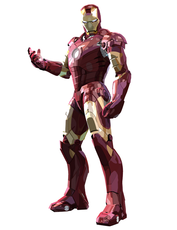 Marvel Character Design Behance : Marvel s characters on behance