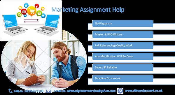marketing assigment