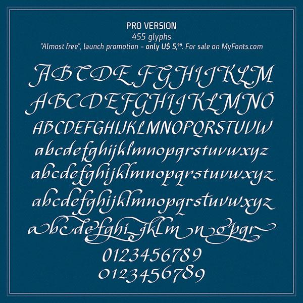 Bispo Fonts Free Download