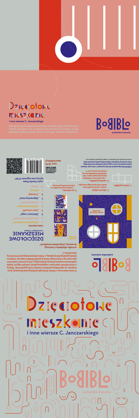 Bobiblo Packaging Design On Behance