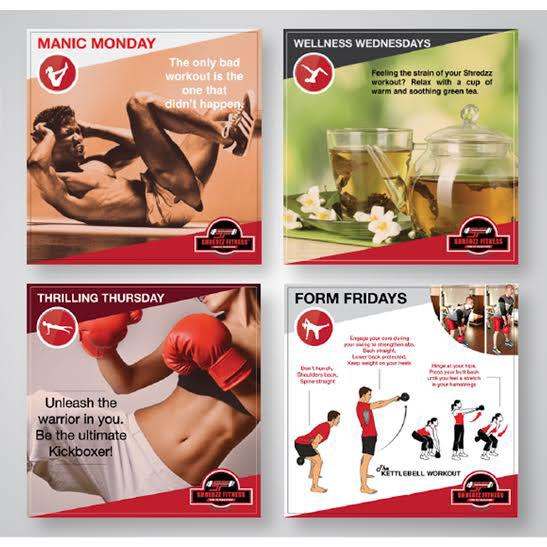 fitness brand digital marketing