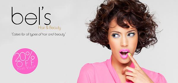 Bel 39 s hair and beauty salon on behance for Salon bel hair