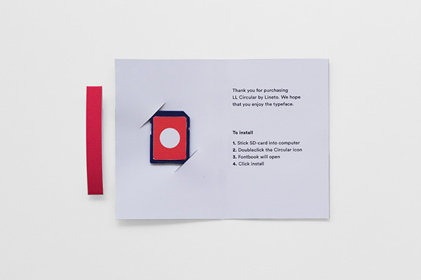 LL Circular Packaging on Student Show