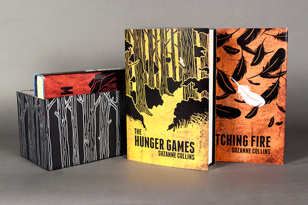 the hunger games covers