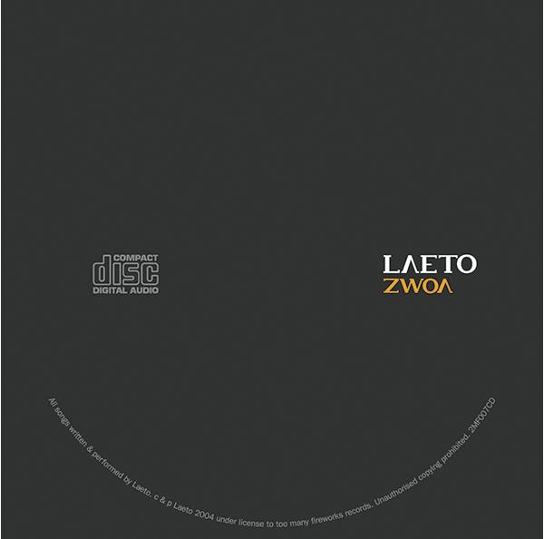Laeto Zwoa Album CD