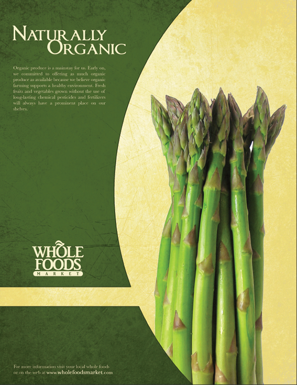 Whole Foods Ad Campaign