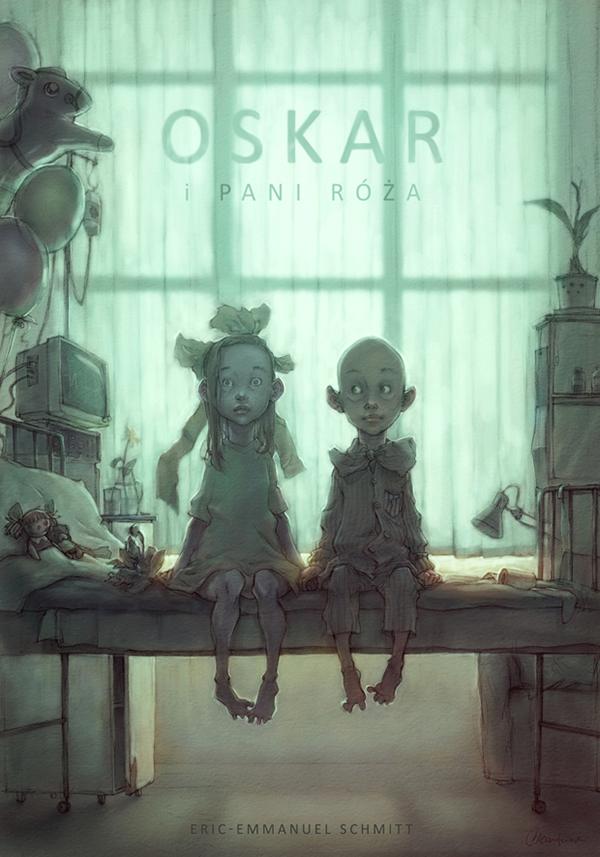 Book posters by Marcin Karolewski