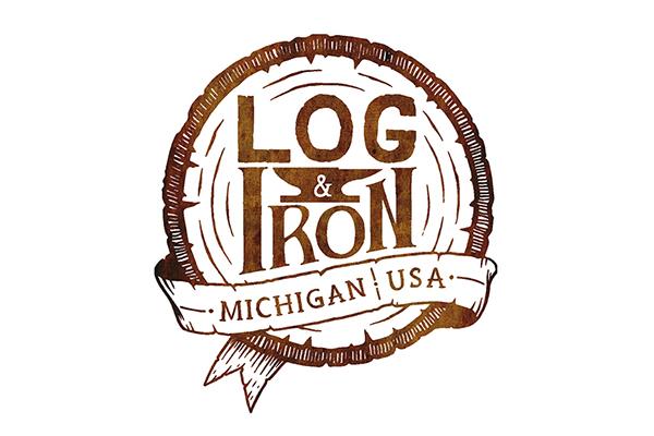 Log & Iron on Behance