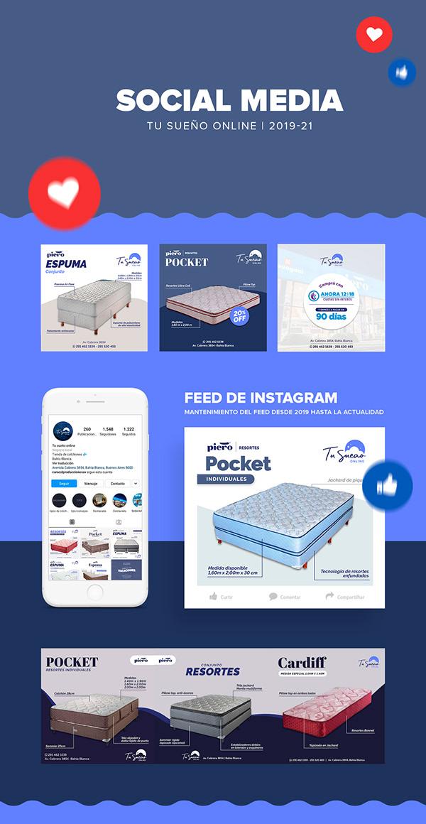 Social Media - Tu Sueño Online