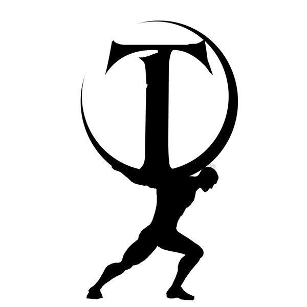 Titans Greek Mythology Symbol Logos on Behance