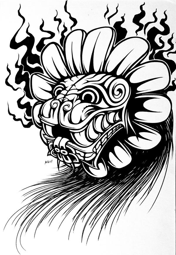 quetzalcoatl designs - photo #7